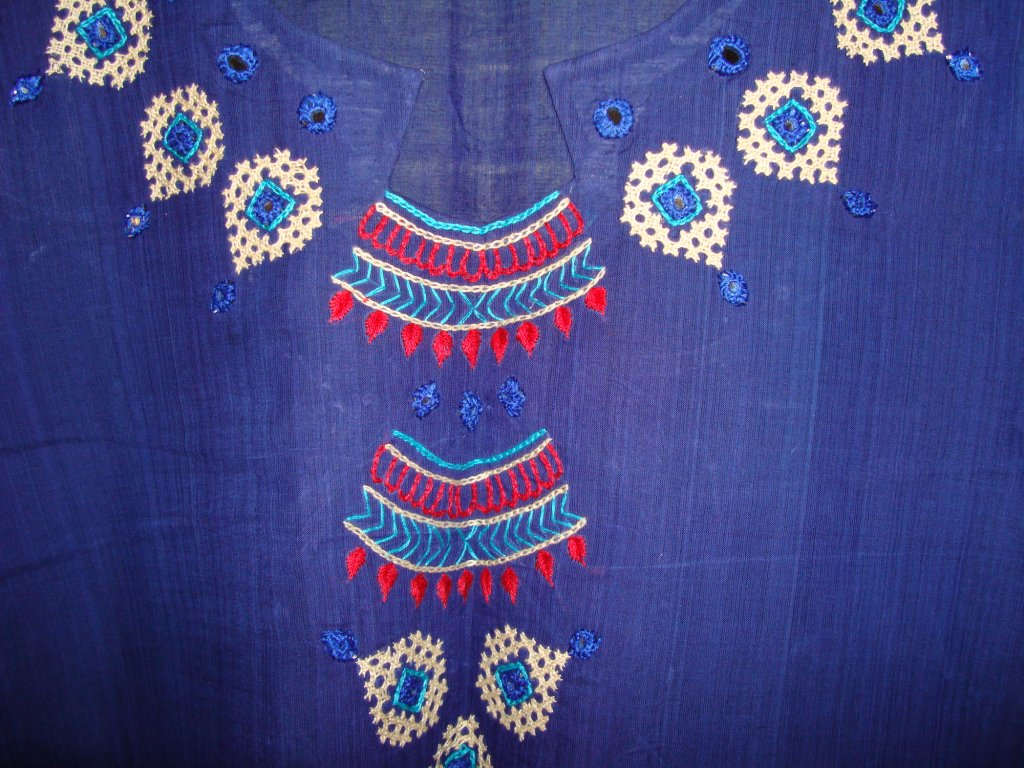 EMBROIDERY KUTCH WORK  EMBROIDERY Amp ORIGAMI