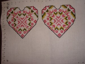 Heart ornament-design