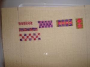 first 6 patterns