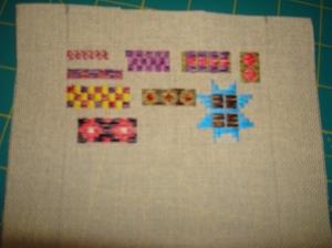 8 patterns