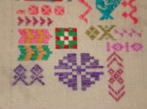pattern darning -8