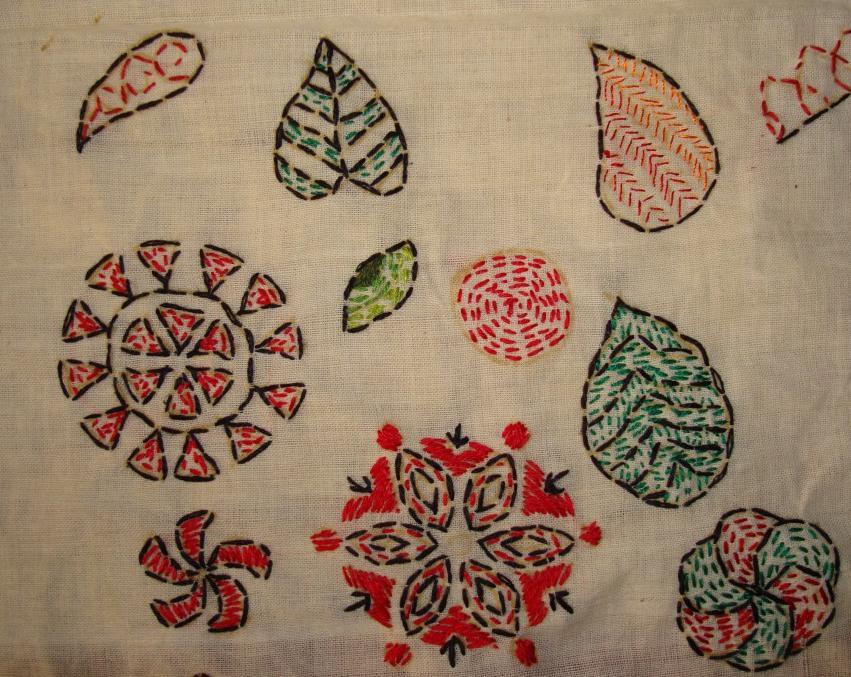 Kantha Embroidery Jizee6687s Weblog Page 2