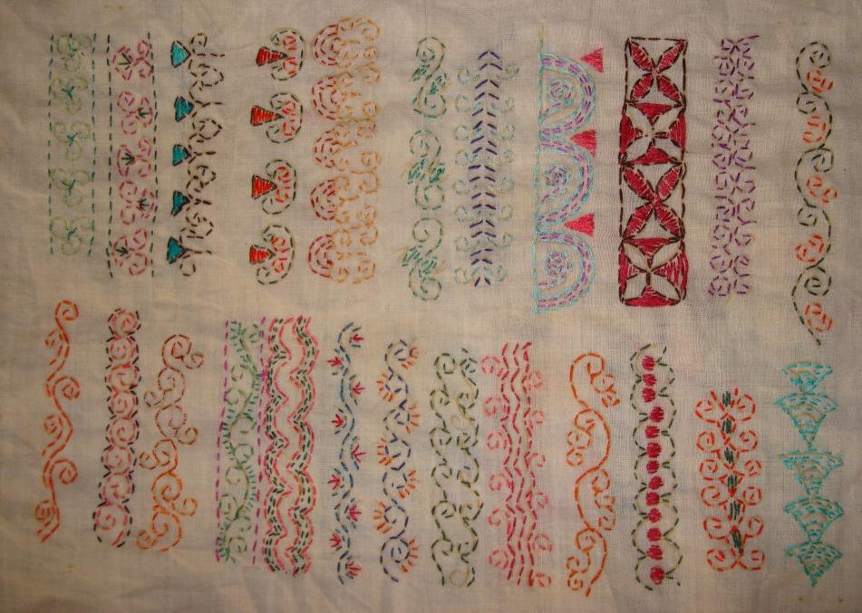 10 Running Stitch  Jizee668739s Weblog