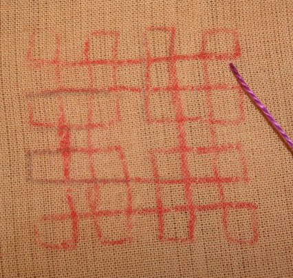 kutchwork tutorial- medium motif 10 (3/6)