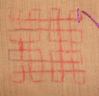 kutchwork tutorial- medium motif 10 (4/6)