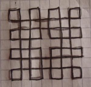 motif-10 pattern