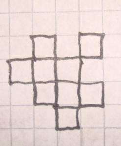 motif10-p pattern