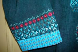 B&B kan-tunic sleeve