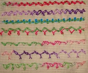 2674.zigzag chain st-sampler3