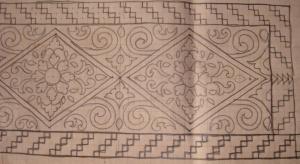 yoke emb pattern