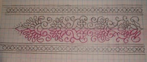 grape crepe-pattern