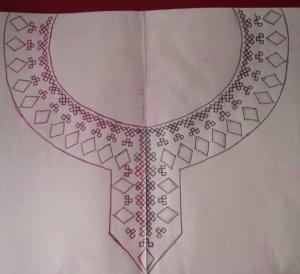 musmaroon-pattern