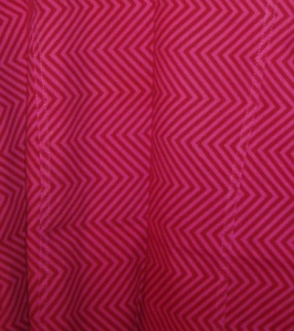 majenta mirror work neck-fabric