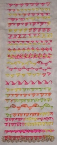 7.101.triangular buttonhole stitch sampler