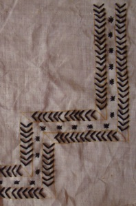 bagh emb on blue ikat-detail