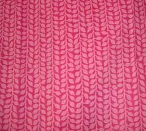 violet beads on pink yk-yk