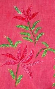 WIP wednesdays7-floral spray2