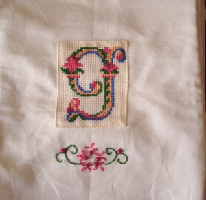 embroidery on bag 9