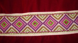 cross stitch border 2