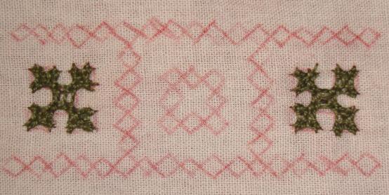 Kutch work borders- 13,14 (3/6)