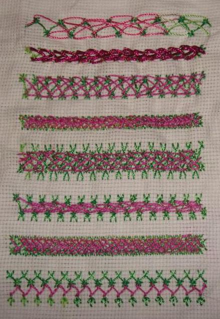 1-70-fancy-herringbone-stitch-sampler