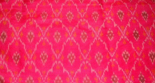 WIPW130-pink ikat 1 mtr wipw