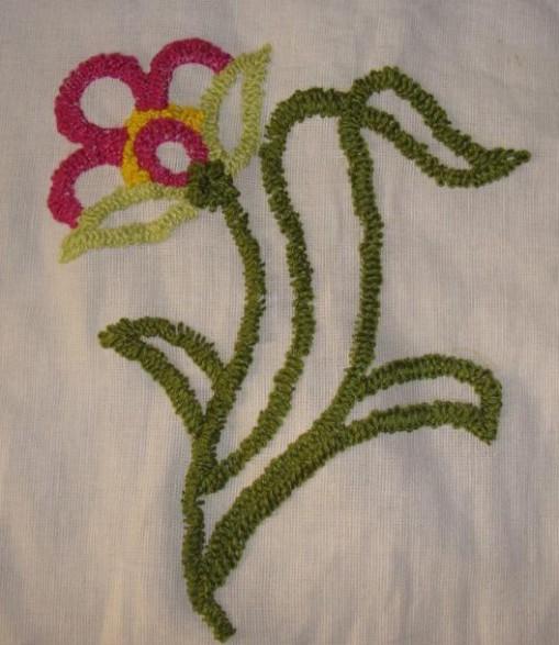 SSS.31.braid stitch bag